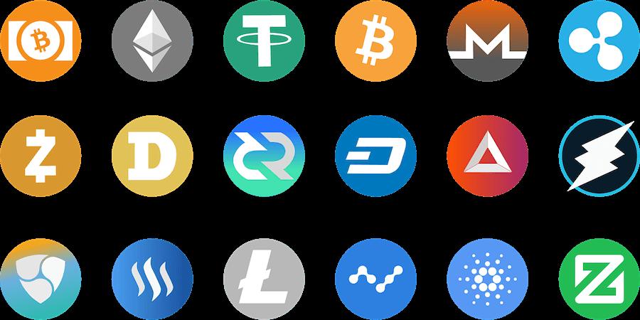 Crypto muntjes