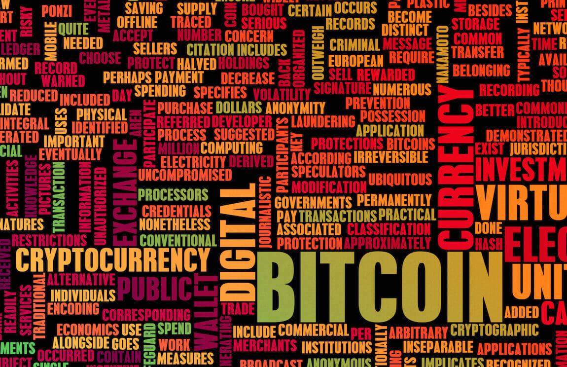 Bitcoin puzzle woorden